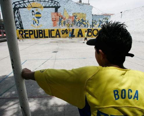 República de la Boca