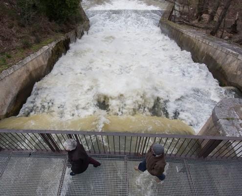 Desembocadura del Río Esgueva