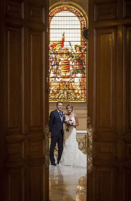 fotos de boda: Oscar y Natalia