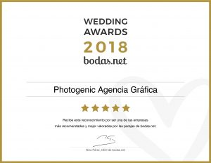 Wedding Award Photogenic