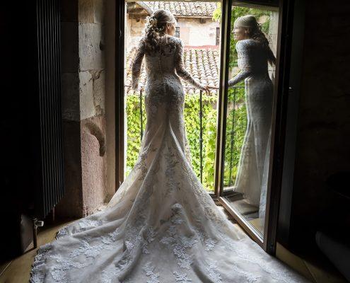 Fotos de boda de Patricia y Roberto en el Convento de Mave / Photogenic Agencia Gráfica